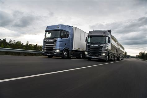scania new model scania r series s series commercial vehicles