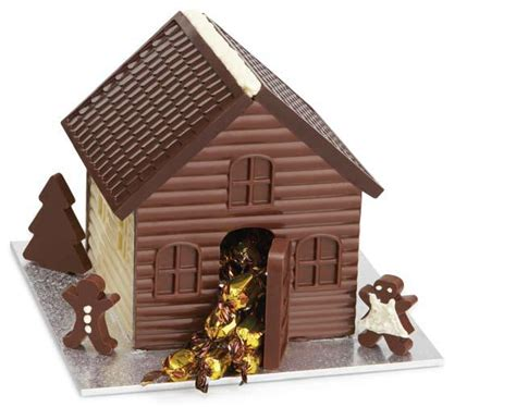 Chocolate House by Gingerbread House