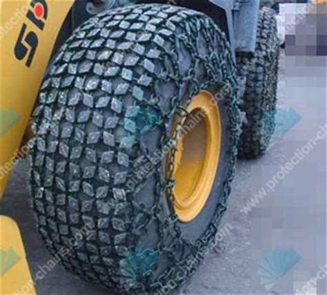 tire protection chain  cat  wheel loadertire protection chain tire