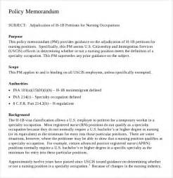 policy memo templates 16 free word pdf documents