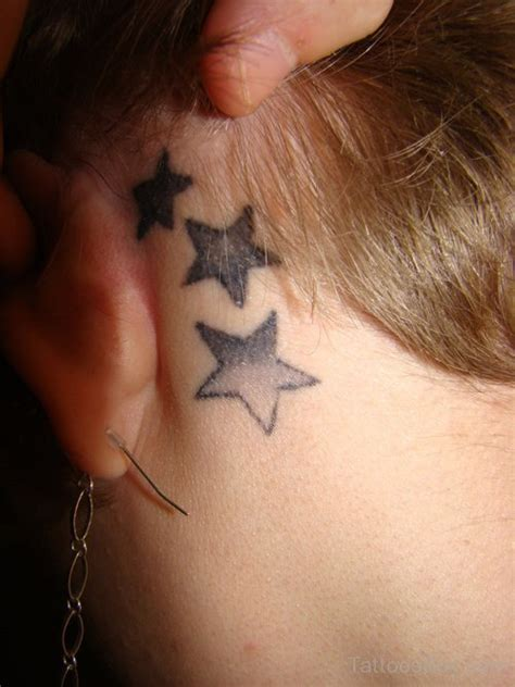 behind ear tattoos tattoo designs tattoo pictures