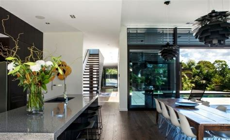 modern house with sustainable design in new zealand