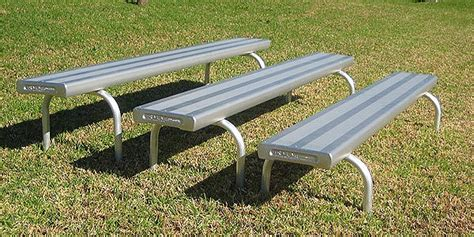 aluminium bench seating aluminium seating australia aluminum bench seating