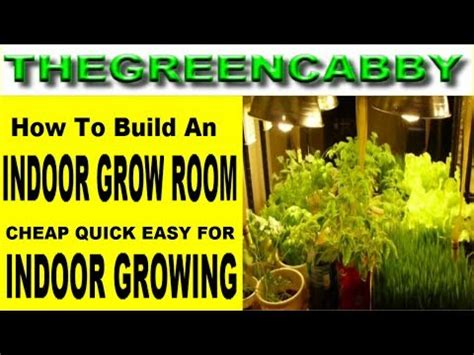 how to make a grow room indoor grow room cheap easy