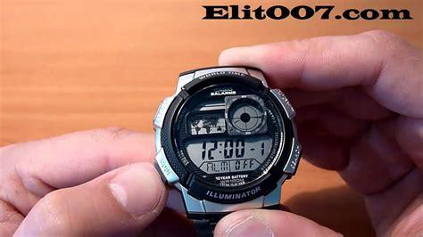 Obral Casio Standard Ae 1100w 1av casio ae 1000wd 1av