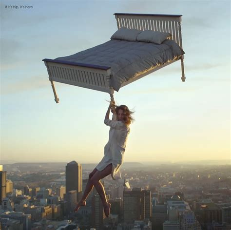 Ikea Beds Features Airborne Mattresses Flying Dogs And The Tempest If It S Hip