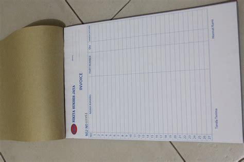 Nota 2 Ply By Plasmasrt nota 1 folio nota 3 ply putih merah kuning