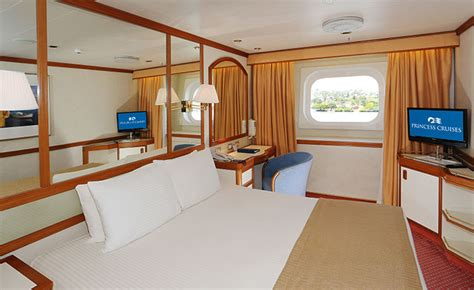 Cruise Room Types by Princess Cruises Jones Travel Tours