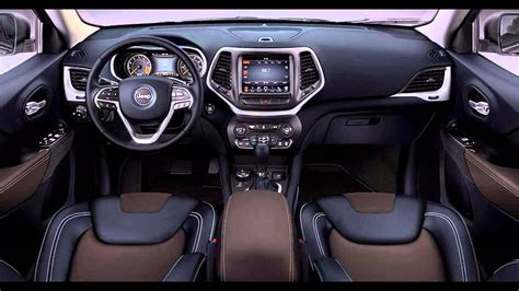 jeep grand cherokee interior 2016 jeep grand cherokee interior youtube