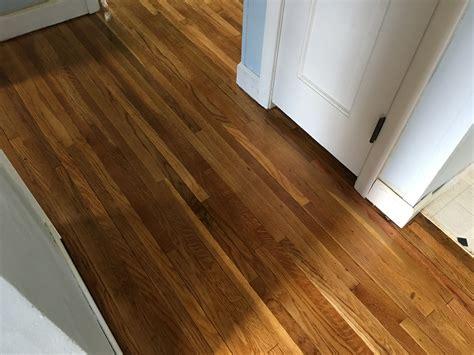 White Oak Hardwood Refinish ? Arne's Floor Sanding