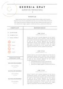 fashion resume templates 25 best ideas about fashion resume on fashion