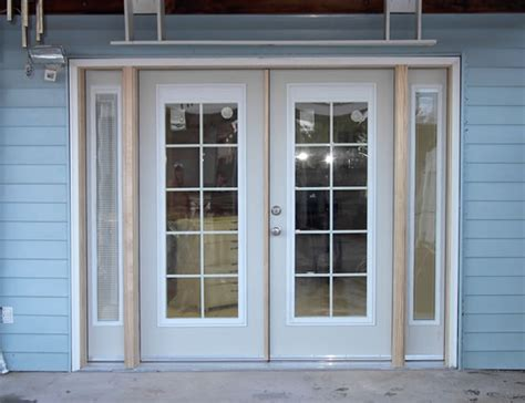 External Patio Doors Exquisite Installations Photo Gallery