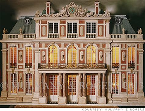 symbols in a doll house palace of versailles 6 luxury dollhouses for your christmas list cnnmoney