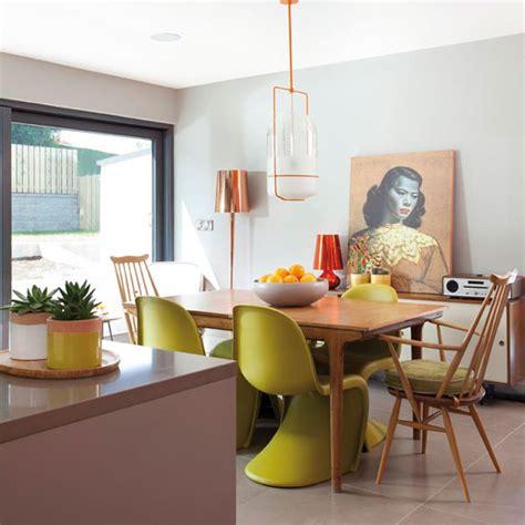 retro kitchen decorating ideas retro chic room ideas decorating ideal home