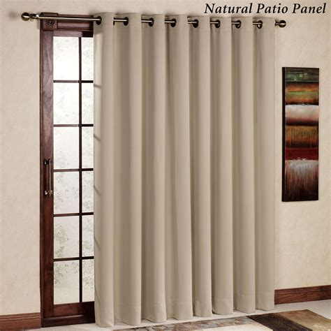 blockout curtains ultimate blackout grommet curtain panels