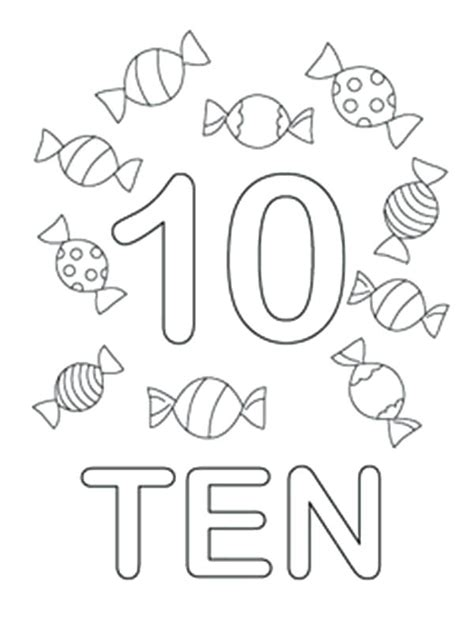 Numbers 0 20 Coloring Pages by Number 10 Coloring Pages Number Coloring Pages Learn