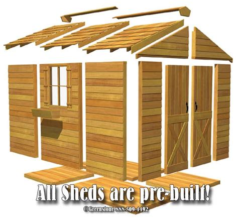 Build Yourself Shed Kits by Build Shed Kit Building A Shed Floor On Skids