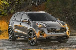 Kia Sportage Ex 2017 Kia Sportage Reviews And Rating Motor Trend