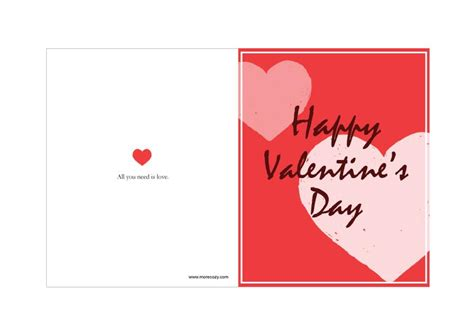 card for day valentines day card 3 8321 the wondrous pics