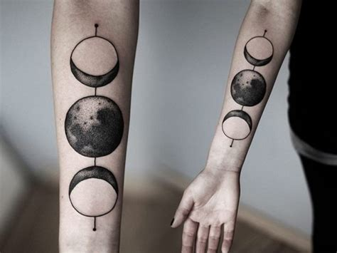 160 mystifying moon tattoos and meanings 2017 collection