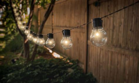 solar edison string lights socialite 20 solar patio edison led string lights 1 2