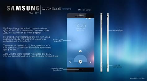 note 4 mp samsung galaxy note 4 render has a hd display 21 mp