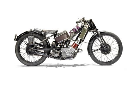 vintage motorcycle scott sprint special