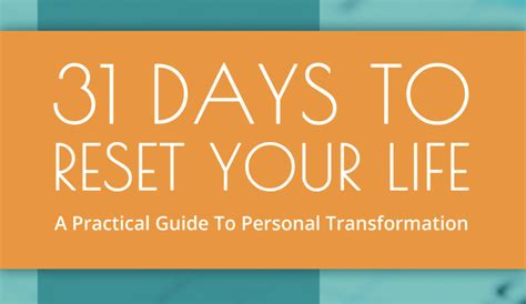 theme songs personal 31 days to reset your life my personal mantra and theme