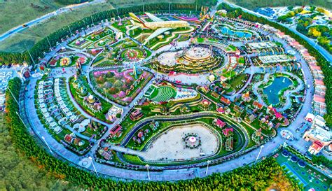 Handicapped House Plans by Akar Landscaping Dubai Miracle Garden 187 Dubai Miracle Garden