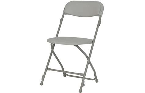 Party folding chair with linking system