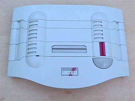amstrad console amstrad jc ordinateurs consoles de jeux