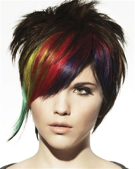 short punk hairstyles for women latest punk hairstyles 2013 for women girls hairstyles