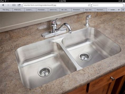 how to mount undermount sink undermount sink in laminate