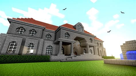 minecraft cool house design 6 great house designs ideas minecraft youtube