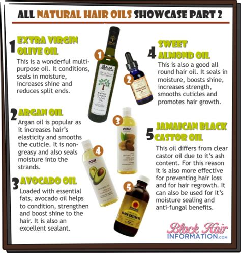 what kind of oil do boys use to sponge their hair we curls itsjustmyhair all natural hair oils showcase
