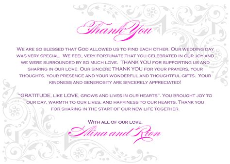 thank you so much for hosting my bridal shower wedding thank you notes wording wedding wedding ideas