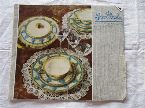 Rosenthal Vasen Katalog toprarit 196 t rosenthal figuren vasen teller service werbung