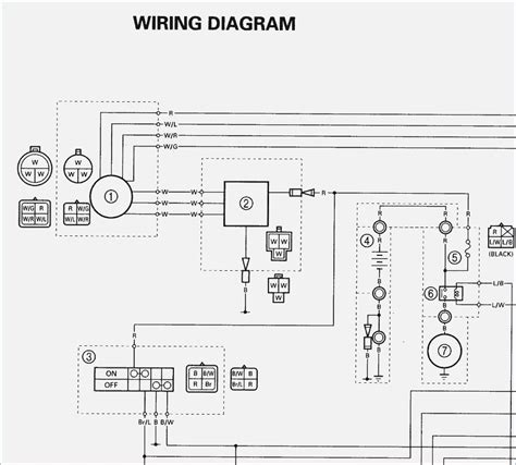 yamaha big 350 wiring diagram 1999 yamaha big 350 wiring diagram contemporary electrical and wiring diagram ideas
