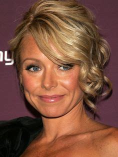 kelly ripa hair changes 1000 images about hairstyles for wedding on pinterest