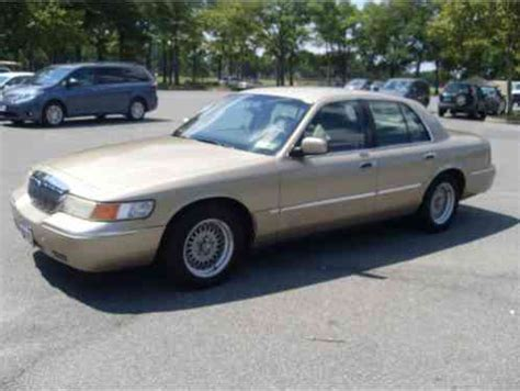 Kerosene Ls For Sale by Mercury Grand Marquis Ls 2000 For Sale Is A Marquie In