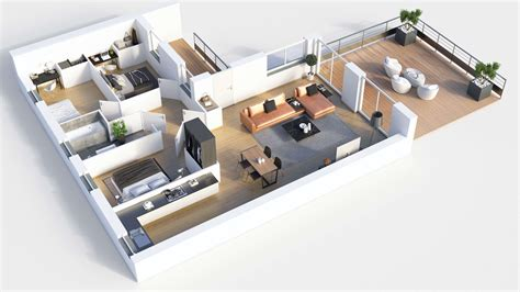 floor plan in 3d discover our popular 3d floor plans drawbotics