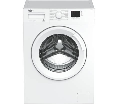 buy beko wtbew  kg  spin washing machine white
