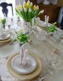 Easter Table Decorations 60 Easter Table Decorations Decoholic