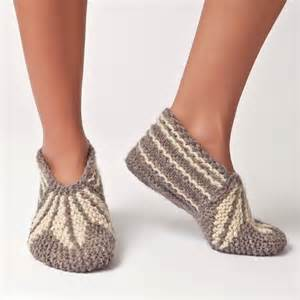 knitted slipper socks free sock pattern list own two
