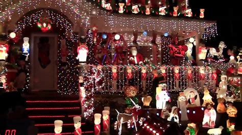 biggest christmas house nyc lights winner whitestone bayside new