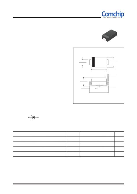 zener diode pinout czrb5360b hf datasheet pdf pinout smd zener diode