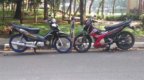 Modifikasi Motor Supra Fit 2004 by Foto Modif Motor Supra Fit 2004 Kawan Modifikasi