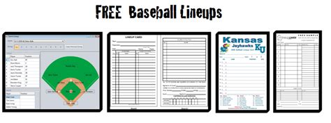 https www realty cards order template klr79a html free printable baseball lineup template search results