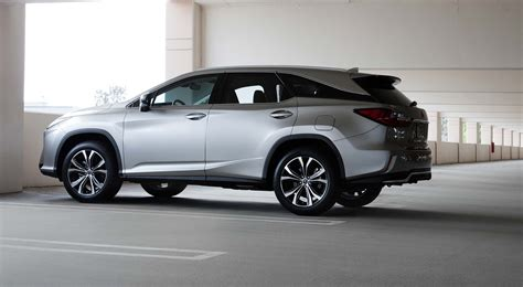 lexus lexus lexus goes big with an large rx350l and rx450hl