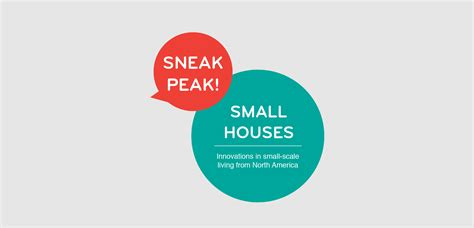 Sneaky Peak by Small Housing Bc A Voice For Small Housing